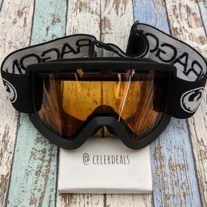 Dragon Lil'D Kids Lumalens Black Goggles/SEF322